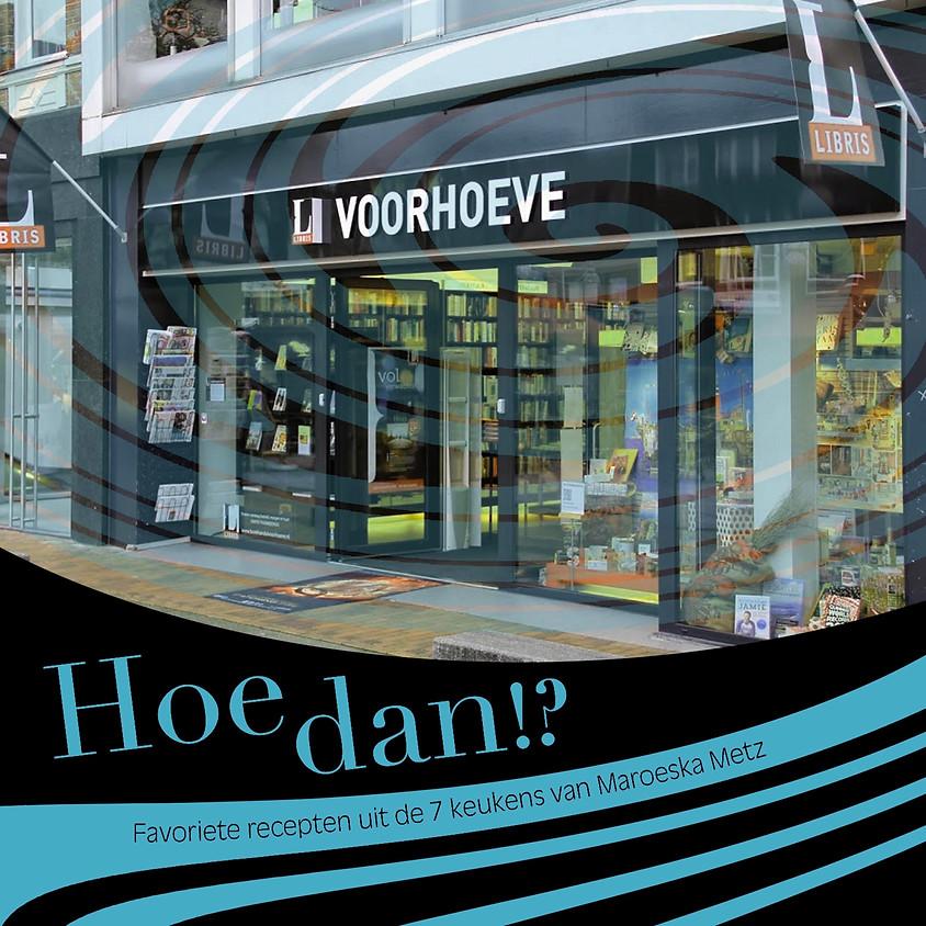 Boekpresentatie Hoe dan?! | Hilversum