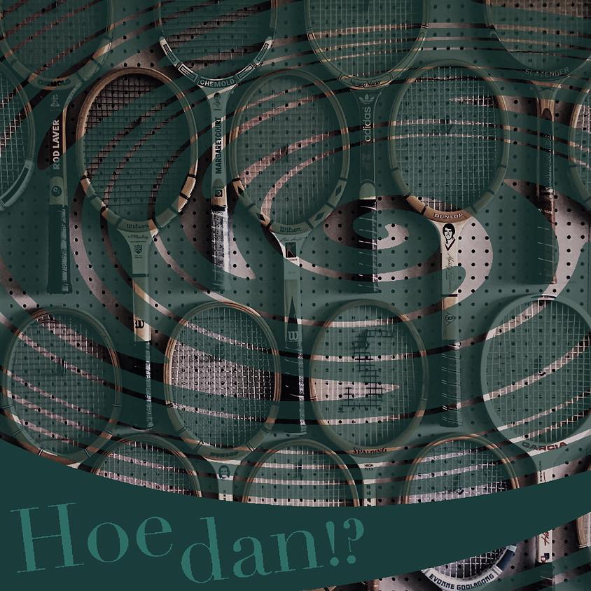 Boeken verkoop Hoe dan?!   ABN Tennistournooi