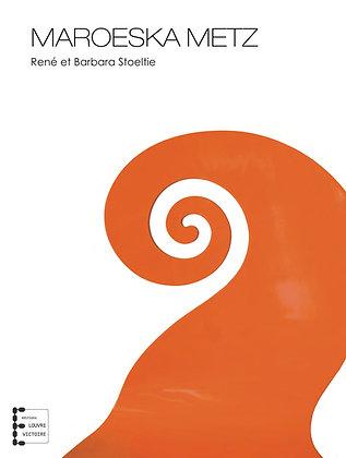 Book about Maroeska Metz by Barbara&René Stoeltie