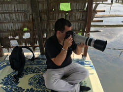 Stéphane Hautefeuille au Cambodge