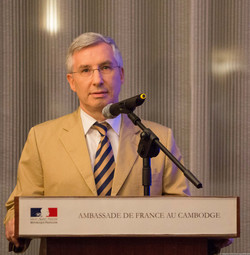 Portrait Jean Claude Poimbœuf