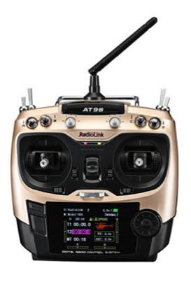 Futaba T8 pour drone agricole ZB10