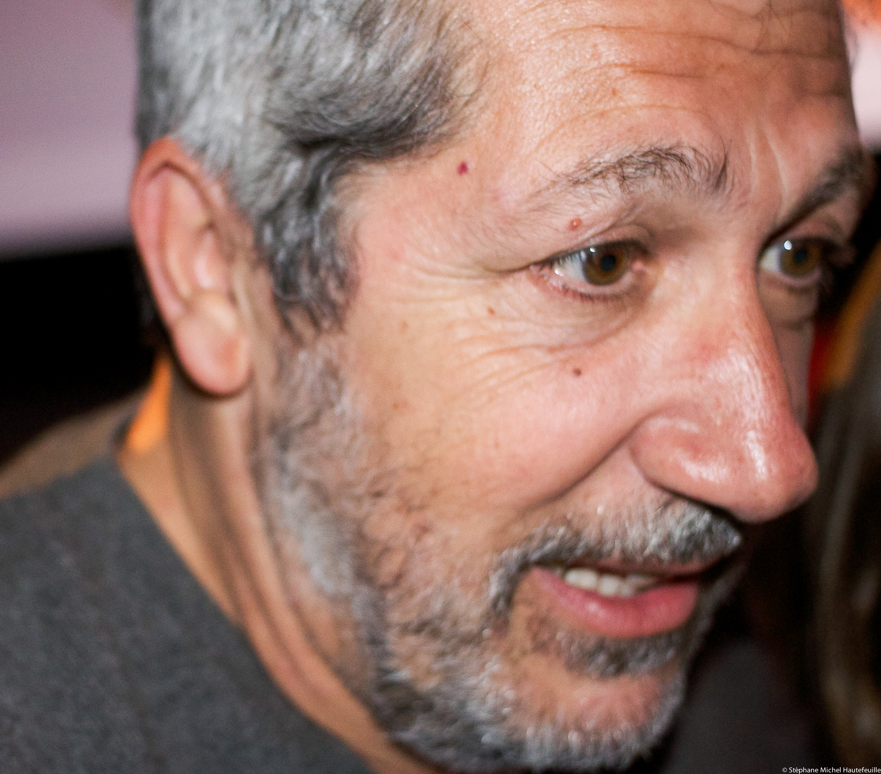 Portrait Alain Chabat