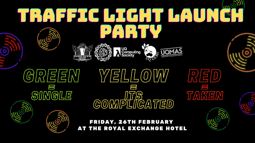 Traffic Light Launch Party Facebook Event