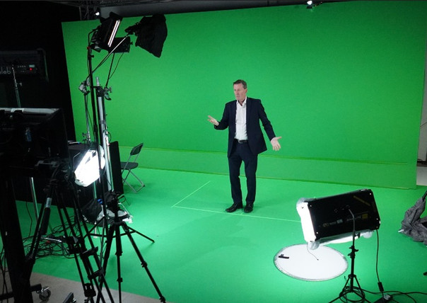 Studio GS green screen studio