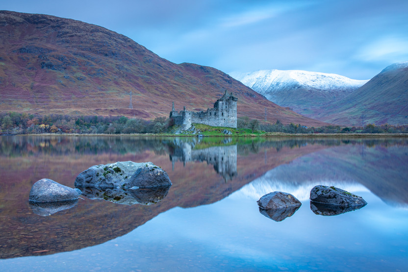 Kilchurn Castle - Scotland - Landscape Photography