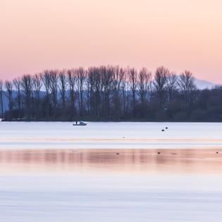 Winter Sunset at Bough Beech