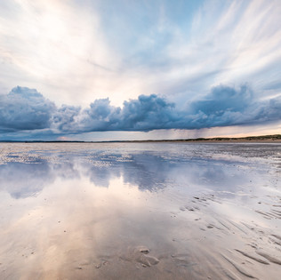 Rolling Clouds at Camber II
