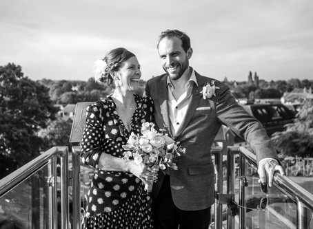 Helen & Sam's wedding at Tonbridge Castle & St. Julian's Club