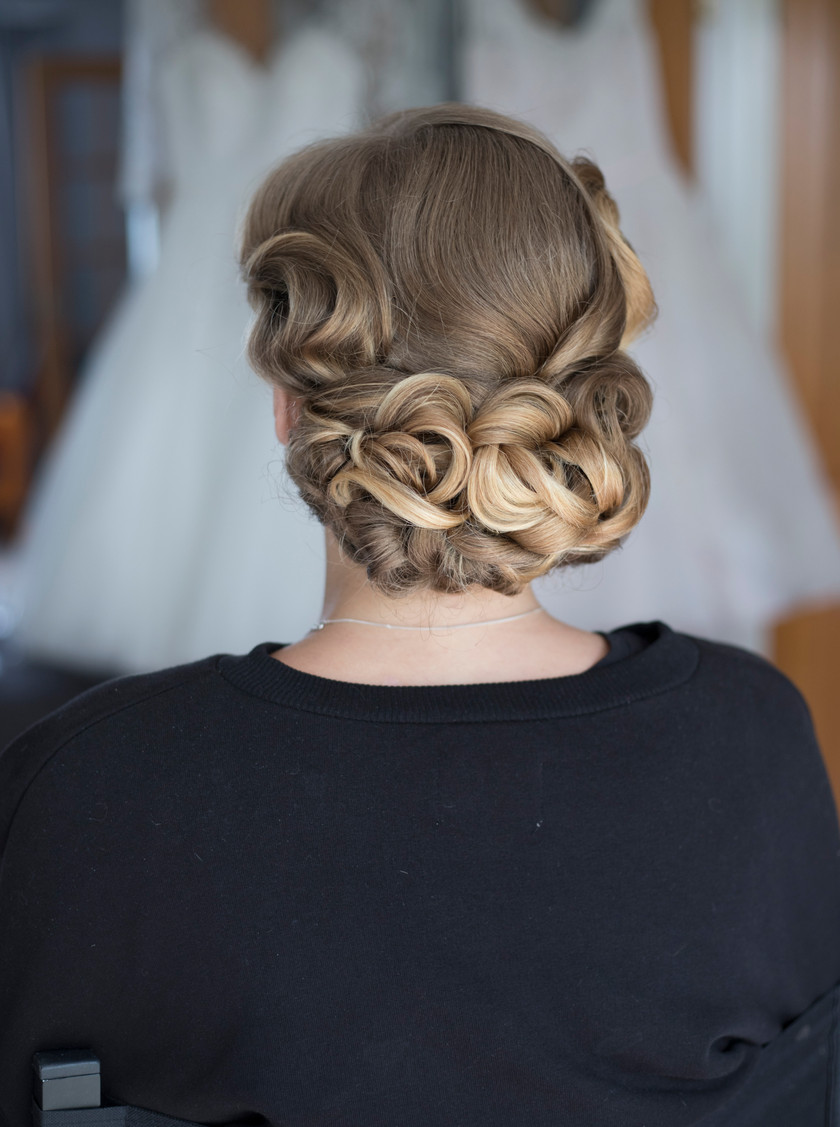 Vintage wedding kent wedding photographer kent wedding bridal hair kent