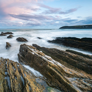 First Light at Croyde