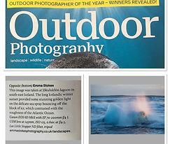 Outdoor Photography Magazine Emma Stokes