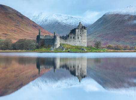 The road to Skye - a photo trip through the Highlands