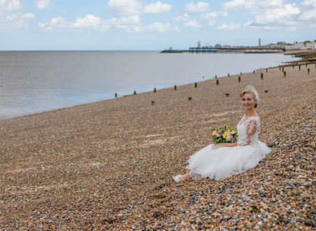 A Vintage-inspired bridal shoot by the sea!