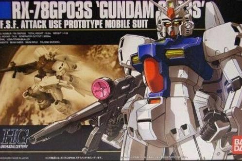 HGUC 025 GP-03S [Stamen]