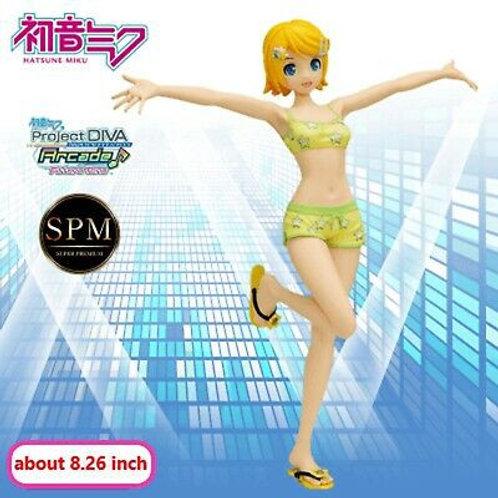 Miracle Star Resort Rin Kagamine Figure