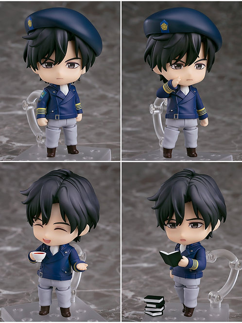 Legend of the Galactic Heroes Nendoroid