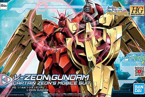 HGBD v-Zeon Gundam