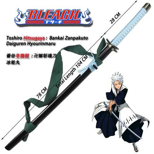 Bleach Hitsugaya Sword