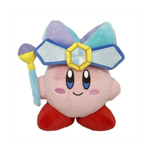 Ice Kirby Plush