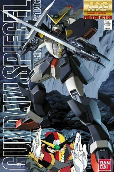MGFC Spigel Gundam