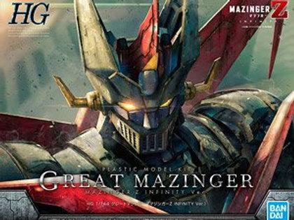 HG Great Mazinger