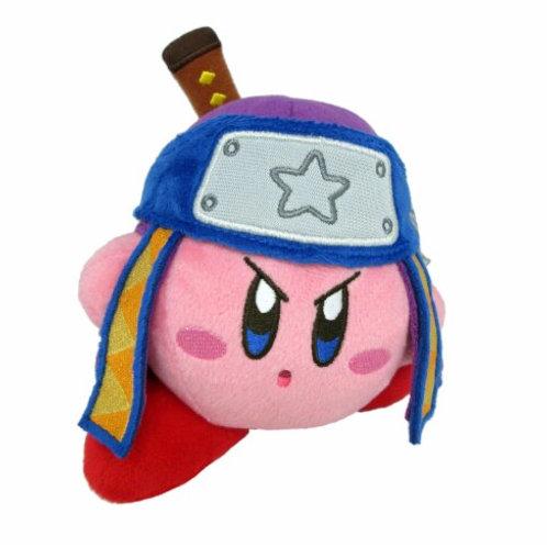 Ninja Kirby Plush