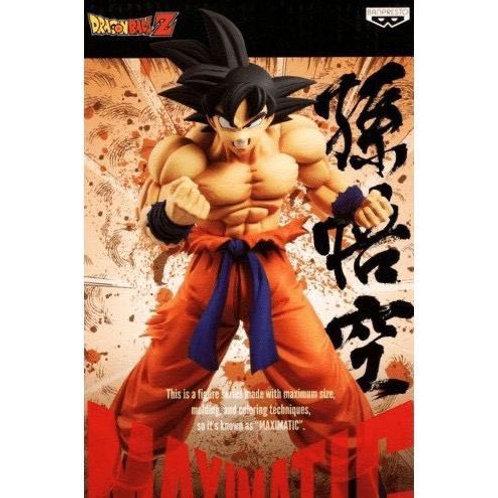 Dragonball Z Goku Maximatic Figure
