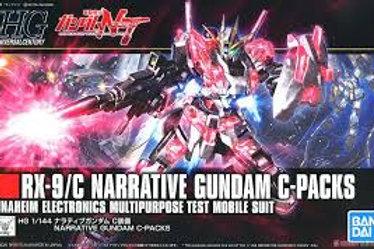 HG Gundam NT [C-Packs]