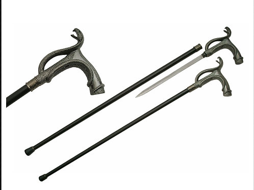 Serpent Cane Sword