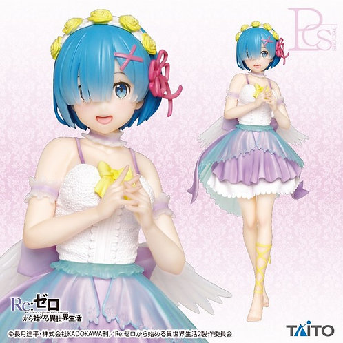 RE:Zero Angel Fairy Rem Figure