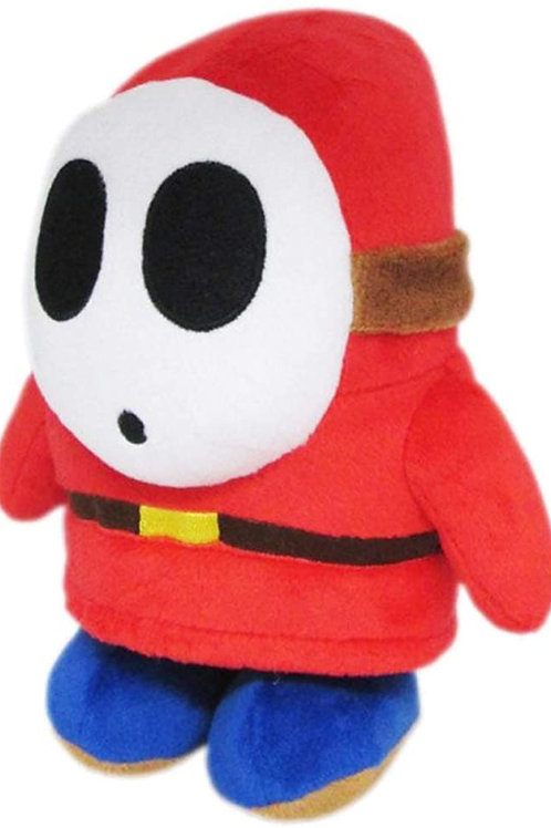 "6"" Red Shy Guy Plush"