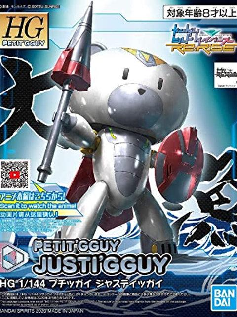 Justi'gguy Model Kit