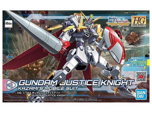 HGBF Gundam Justice Knight