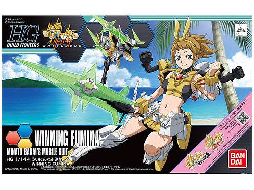 HGBF 062 Winning Fumina