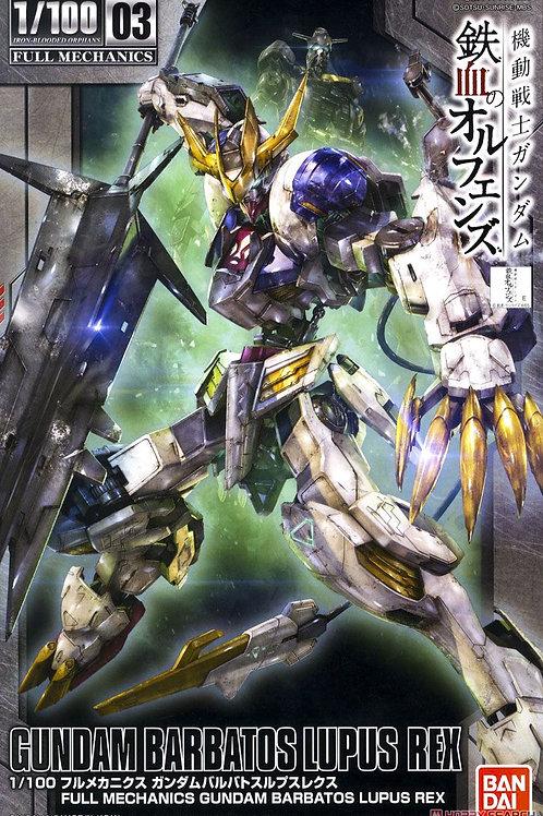 FM 1/100 Gundam Barbatos Lupus Rex