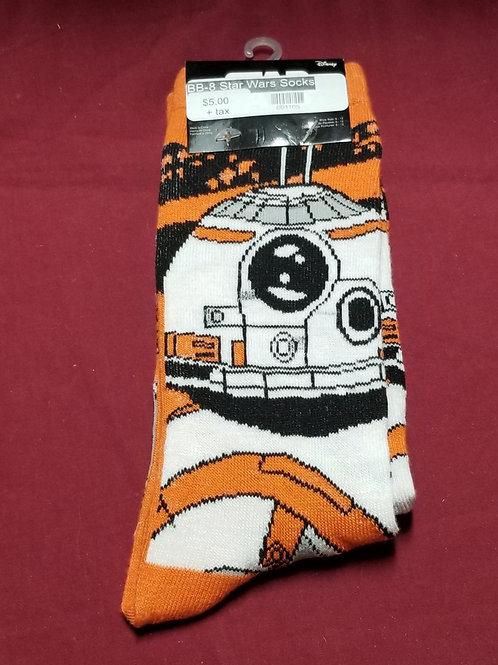 Star Wars BB-8 Socks