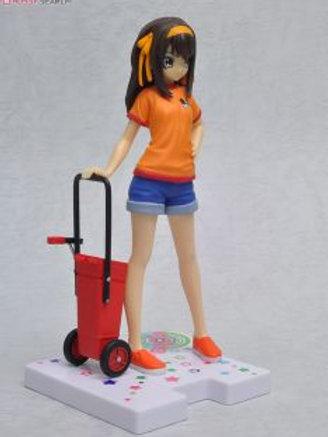 Melancholy of Haruhi Suzumura Middle School Haruhi Suzumiya Figure