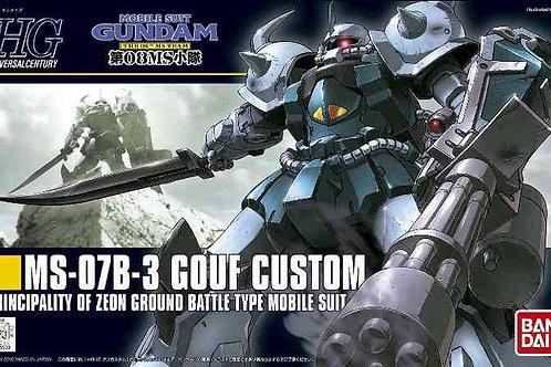 HGUC 117 Gouf Custom [8th MS Team]