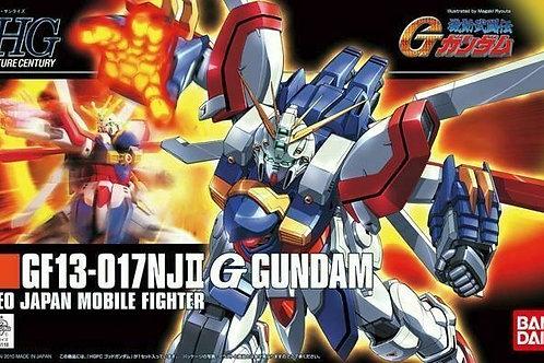 HG God Gundam/Burning Gundam