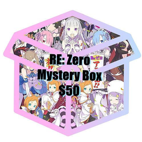 RE: Zero Mystery Box