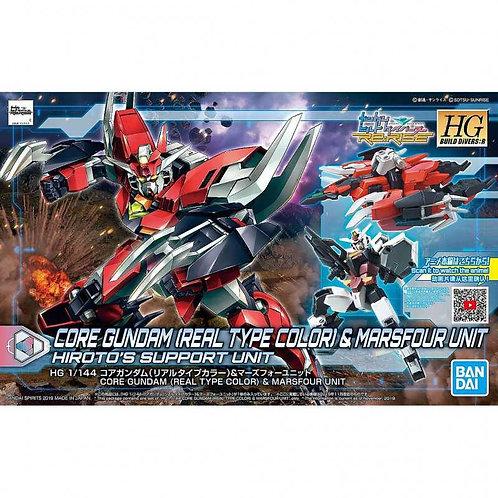 HGBD 008 Core Gundam & Marsfour Unit
