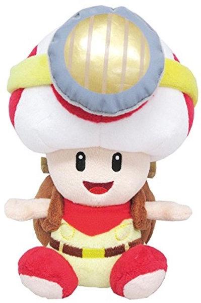 Explorer Toad Plush