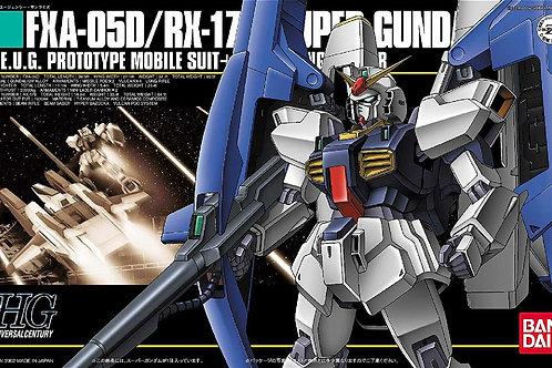 HGUC 035 Super Gundam