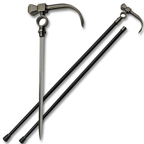 Hammer Cane Sword