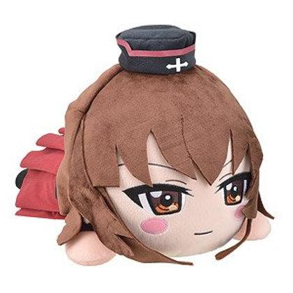 Girlsund Panzer Maho Nishizumi Nesoberi Plush