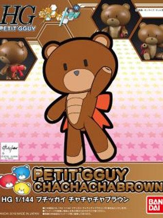 Petit'gguy Chachacha Brown Model Kit