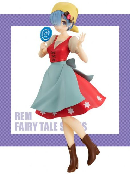 Re:Zero Hansel and Gretel Rem Figure