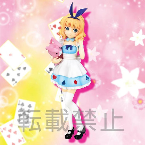 Is This the Order of the Rabbit? Syaro Wonderland Figure