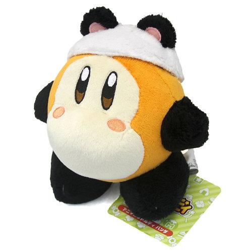 WaddleDee Panda Plush
